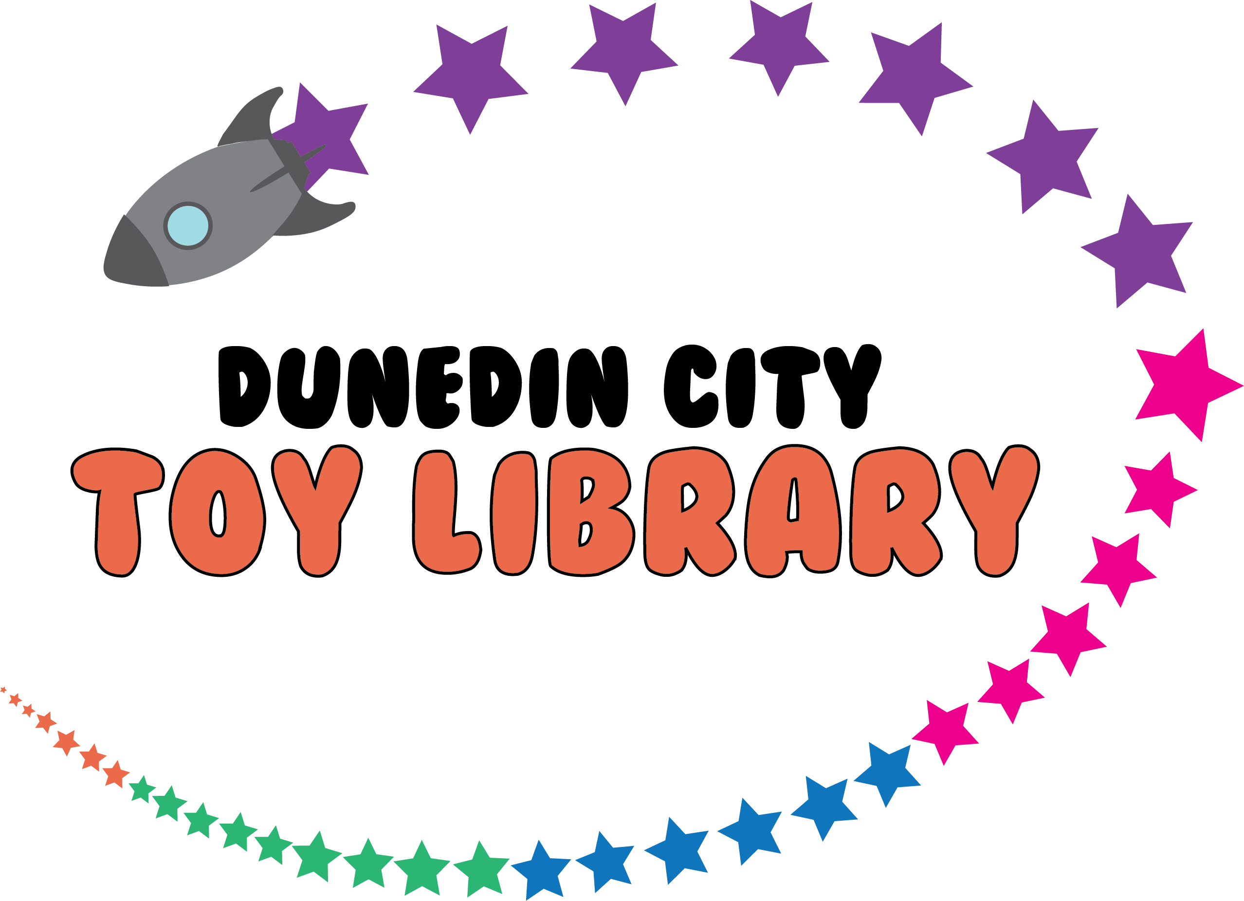 Dunedin City Toy Library Logo