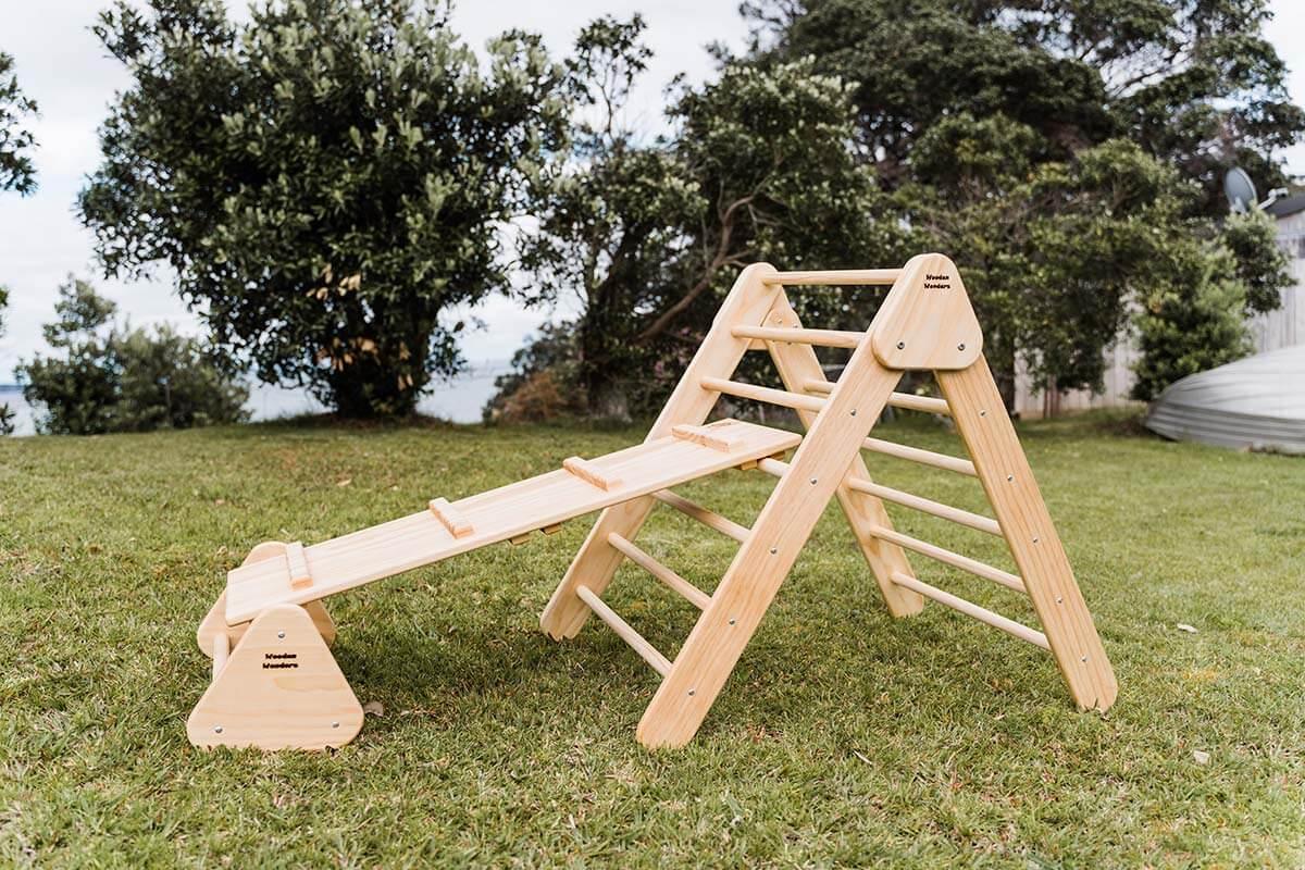 Pikler Triangle Set